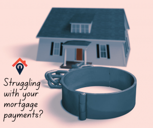 Ideas how to pay for your mortgage when you are struggling